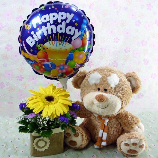 Teddy Bears: Teddy Bears II. - Happy Birthday