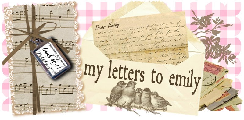 myletterstoemily