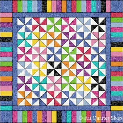 Pinwheel Quilt Pattern Free – Catalog of Patterns