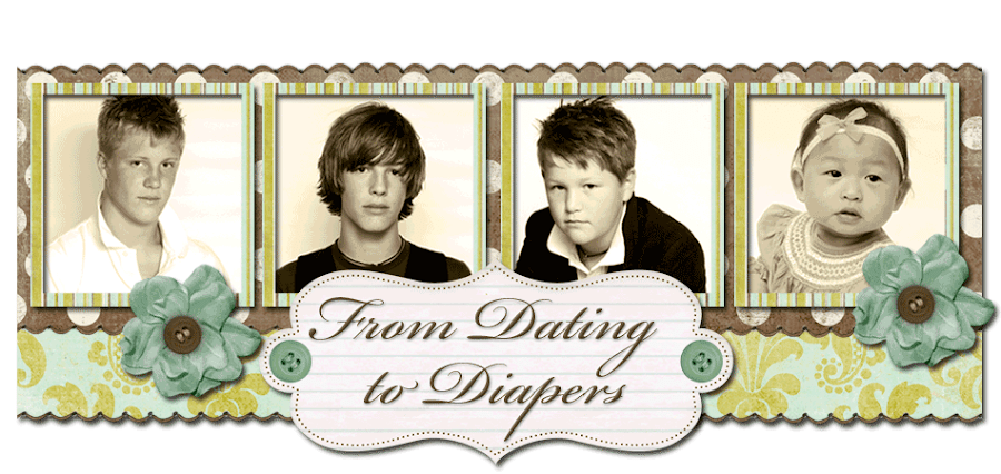 From Dating to Diapers