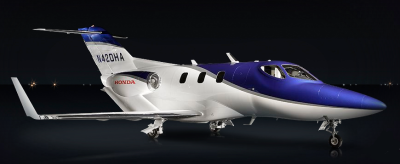 HondaJet aka Basic Transportation