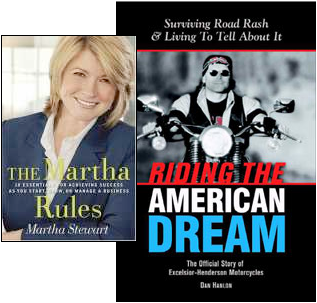 Martha Stewart meet Dan Hanlon