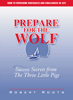 Les Brown opens my eyes to Robert Roots Three Little Pigs book