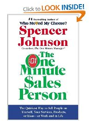 Classic: The One Minute $ales Person