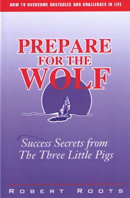 Robert Roots book, Prepare for the Wolf