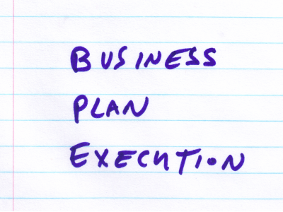 Business Plan Execution