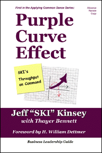 Purple Curve Effect by Jeff 'SKI' Kinsey with Thayer Bennett