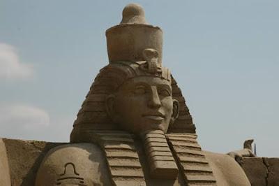 Foto Raja Mesir