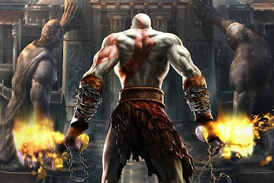 Games 2012 GOW of War 3