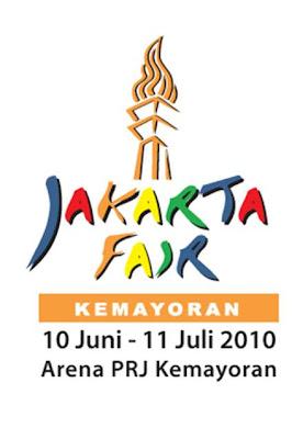 Foto Pekan Raya Jakarta 2012 PRJ Logo
