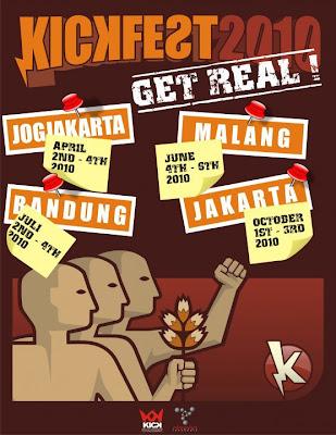 Foto Kickfest Bandung 2012