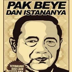 Buku Pak Beye dan Istananya