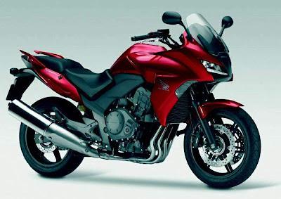 Spesifikasi Motor Honda Terbaru 2012