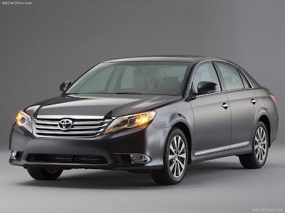 Foto Toyota Avalon 2011