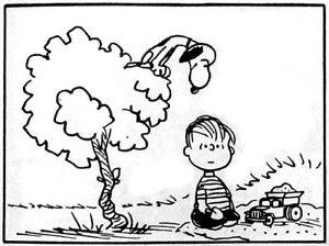 Peanuts, by Charles Schultz