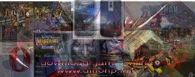INFO GAME ONLINE YANG BISA DIMAINKAN DI HANPHONE/HP ATAU PONSEL