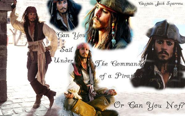 jack sparrow wallpaper. HollyWood Top Star Johnny Depp
