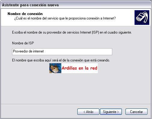 elegir proveedor adsl: