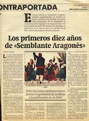 DIEZ AÑOS DE SEMBLANTE