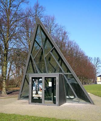 Cisternerne-entrance