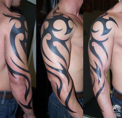Tatuagem no Braço