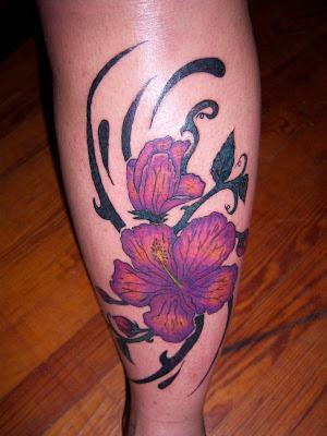 tatuagens beija flor