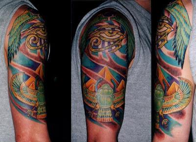 Tatuagens braço