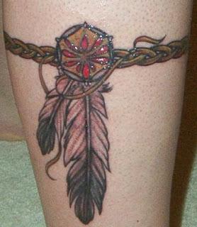 Tatuagem india