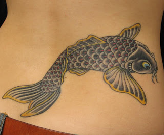 Tatuagem carpas