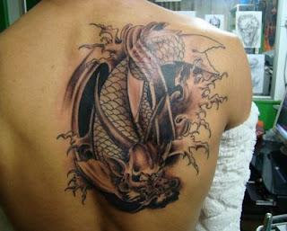 Dragoes tatuagem