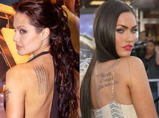 Tatuagem dos famosos