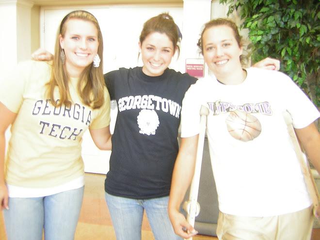 Jessica, Reagan & Mollie
