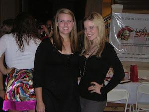 Jessica Coan & Mady Baker
