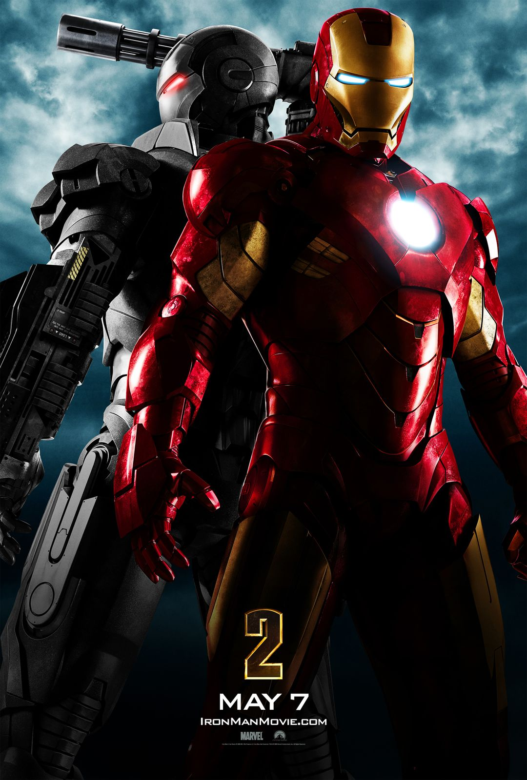 Iron Man 2 Sungguh Mantap