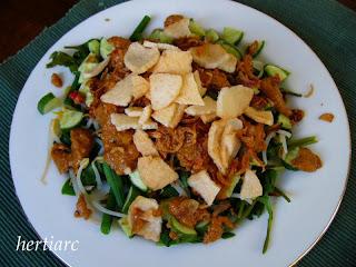 lotek masakan indonesia
