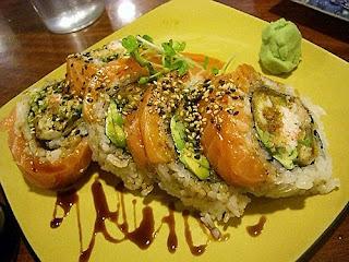 Avocado Sushi Recipe ( Resep Sushi Alpukat )