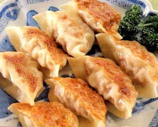 Japanese Snack Gyoza Recipe ( Resep Gyoza )