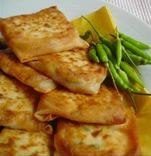 Resep Martabak Tahu ( Tofu Indonesian Kebab Recipe )