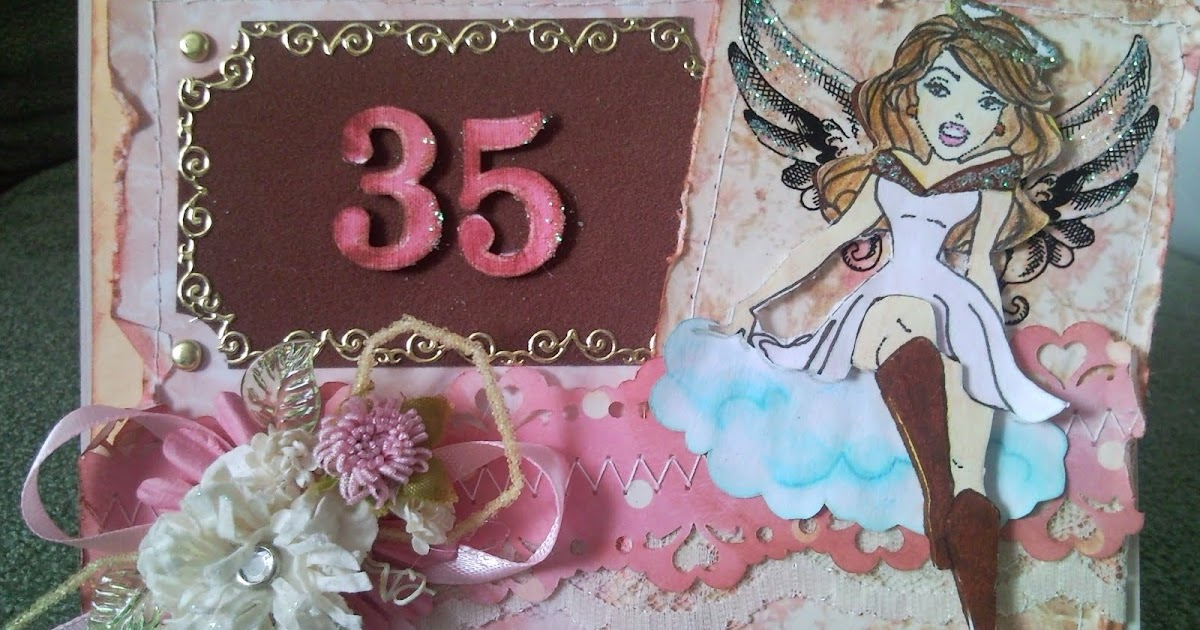 Поздравления с днем рождения женщине к 35 летию 57