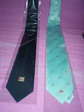 Corbatas oficales de kárate