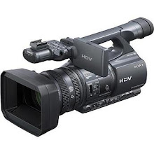 Camera video HDV fx 1000(click pe imagine)