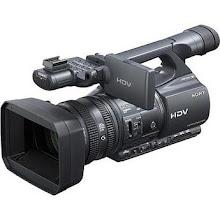 Camera video HDV fx 1000(click pe imagine)