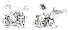 Pedal Peter en Annefiets