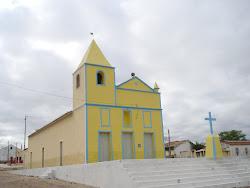 CAPELA DO CORAÇÃO DE MARIA - SÃO FÉLIX - MAURITI -CE.
