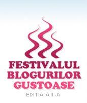 Festivalul Blogurilor Gustoase