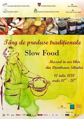 Slow Food Sibiu