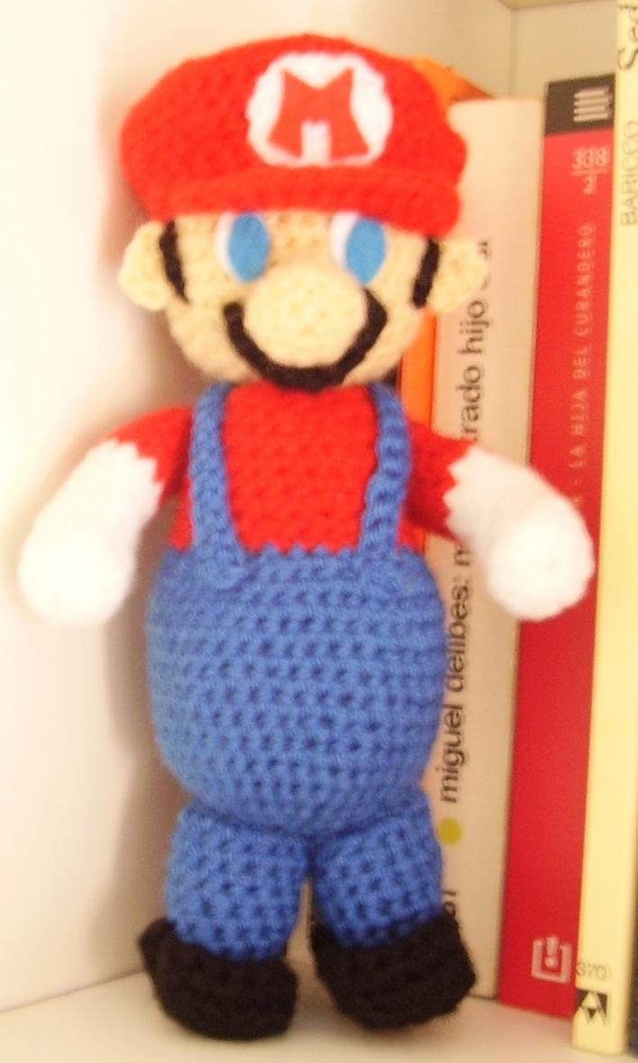 Tejiendo con Max: Mario Bross