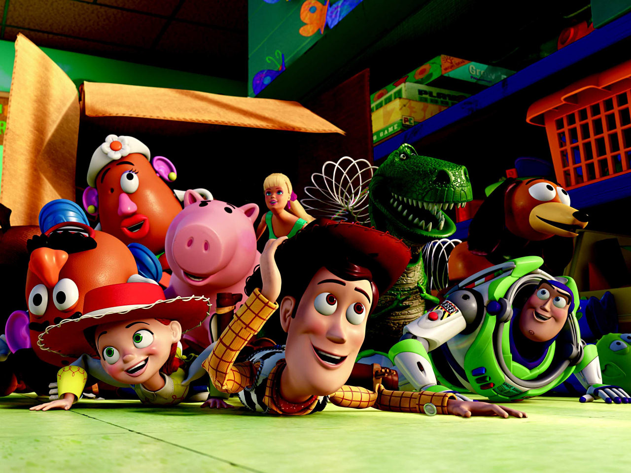 Toy Story 3 : High definition photo and wallpapers toy story hd