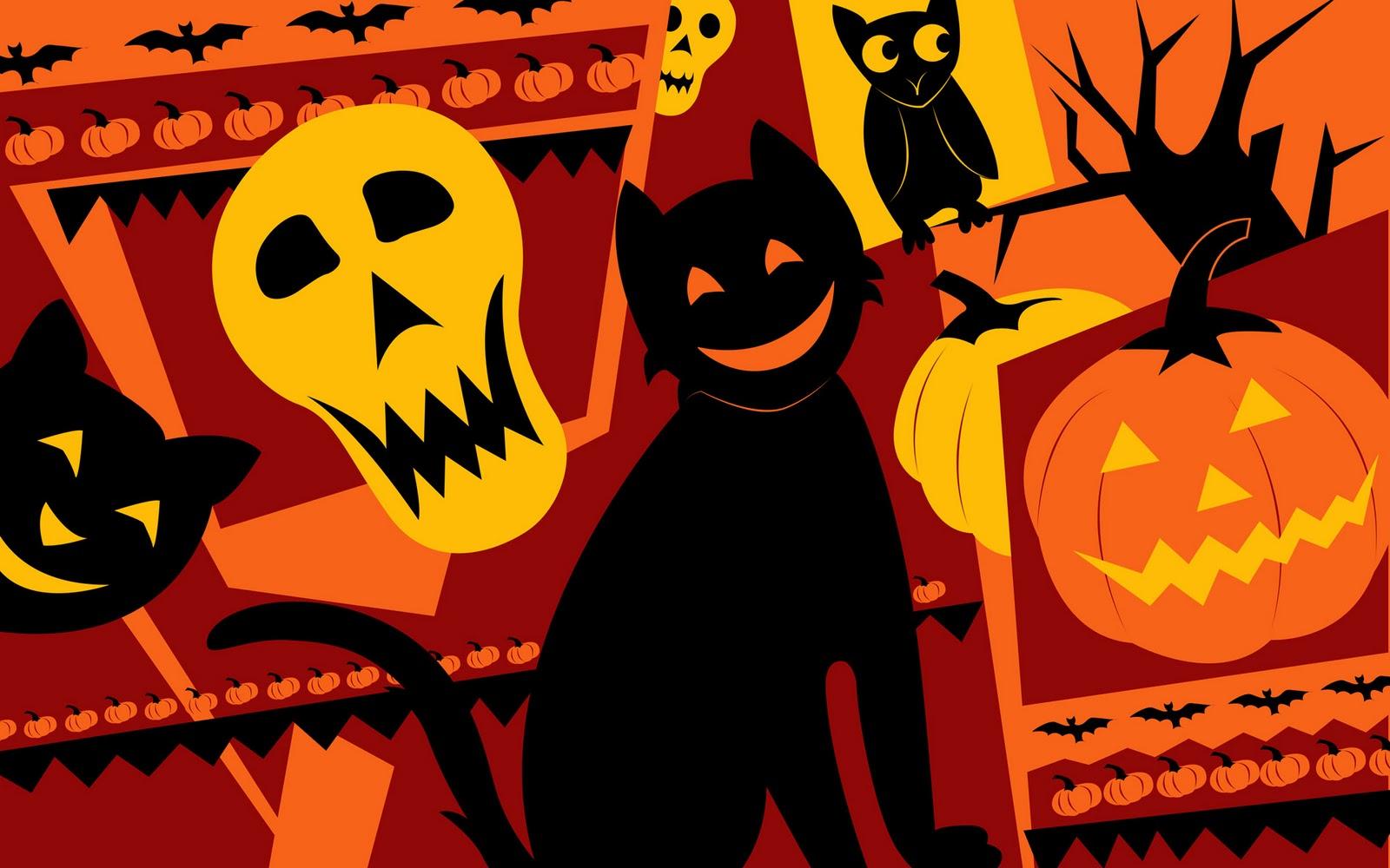 Halloween Computer Backgrounds