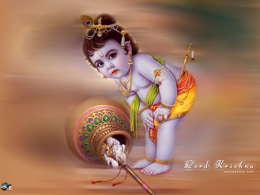 High Definition Photo And Wallpapers God Krishna